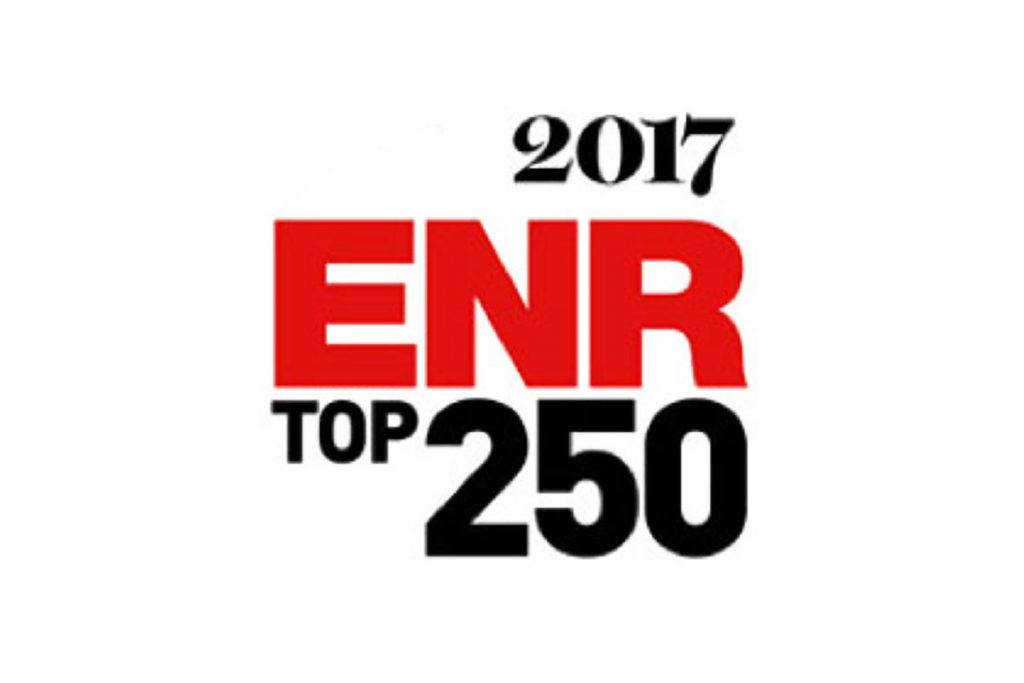 Pizzarotti Ranked #121 in ENR's Top 250 International Contractors